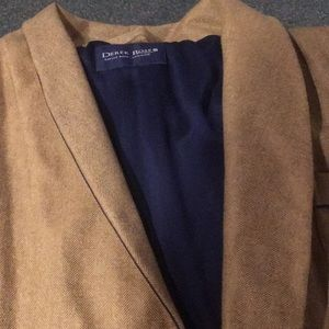 "DEREK ROSE ""SAVILE ROW"" LONDON 100 % CASHMERE ROBE"